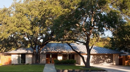 Chimney Corners Remodel - Architects in Texas
