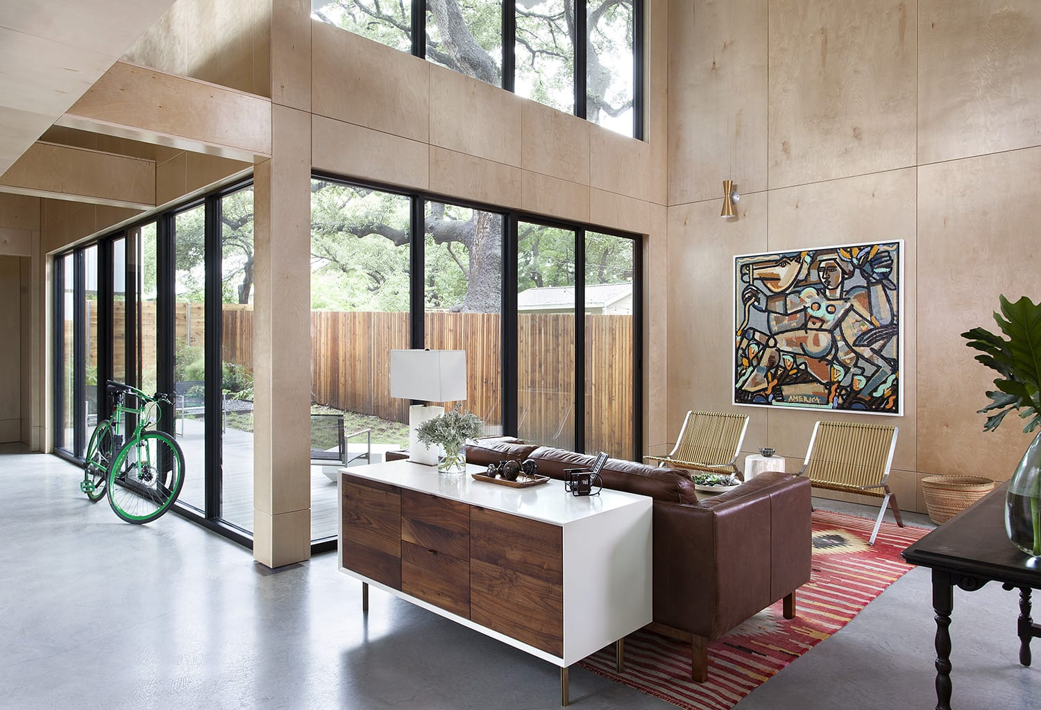 Columbus St. Residence - Architects in Austin