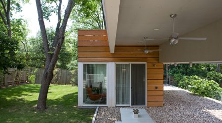 Fairfield House - Architects in Texas