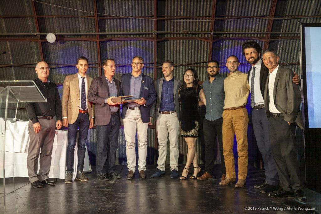 2019 AIA Austin Design Awards Celebration at Fair Market