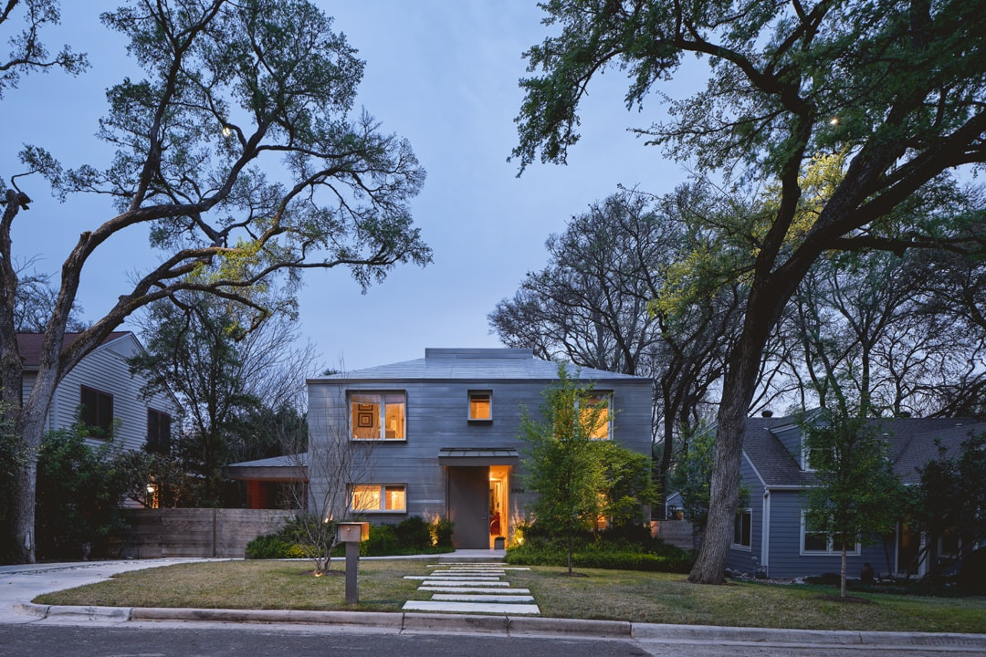 Clearview Residence - Studio Architects in Texas