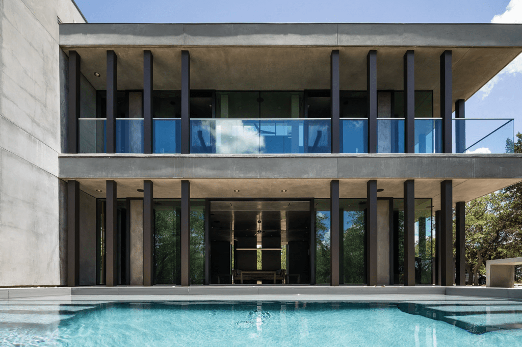 Freedom of the Unknown - Studio Architects in Austin, Texas