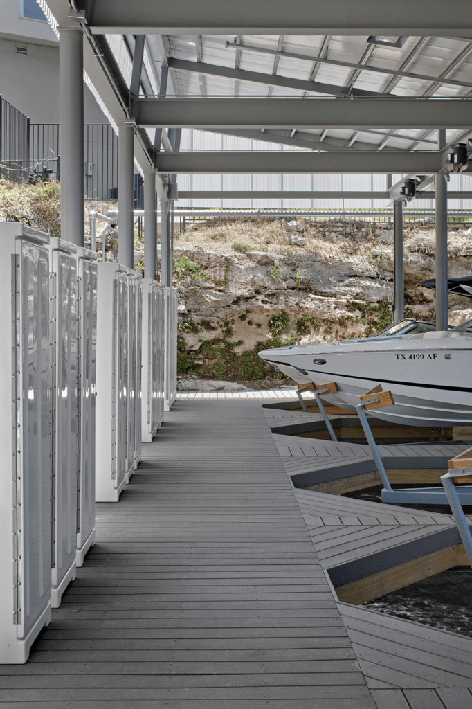 Westwood Country Club Marina - Architects in Austin