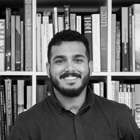 Miguel Cantu - Project Designer