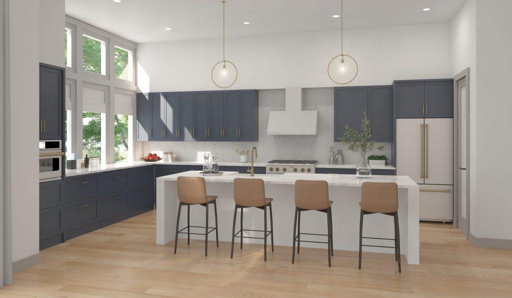 Westline Kitchen Interior
